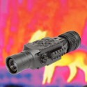 Thermal imaging clip-on system